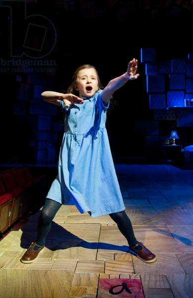 Matilda, the Musical - performed by RSC (photo)