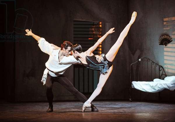 Roland Petit's Carmen, English National Ballet (photo)