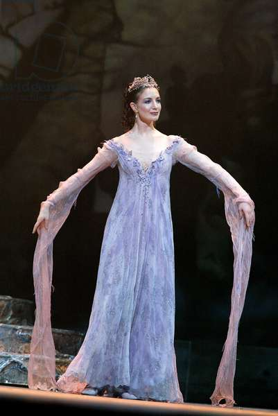 'The Sleeping Beauty' - ballet  by Petipa and music by Piotr Tchaikovsky (photo)