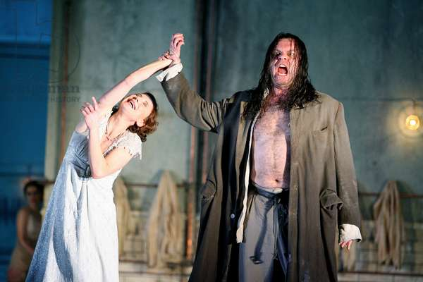 'Salome' - at the Royal Opera House, Covent Garden (photo)