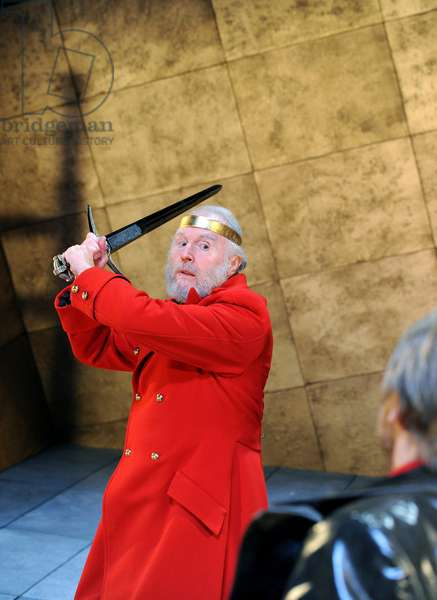 King Lear at the West Yorkshire Playhouse (photo)