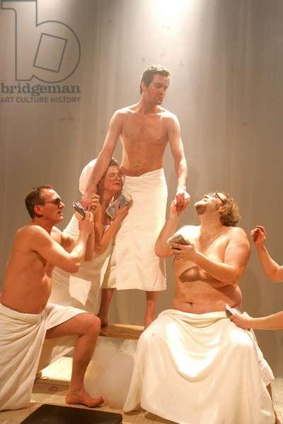 Henrik Ibsen 's play 'Peer Gynt' (photo)