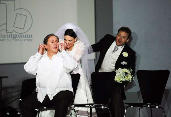 Verdi's Simon Boccanegra, by English National Opera (photo)