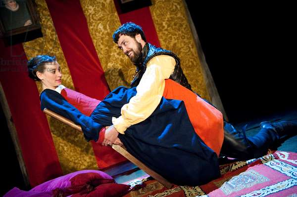 Cardenio - performed by the RSC (photo)