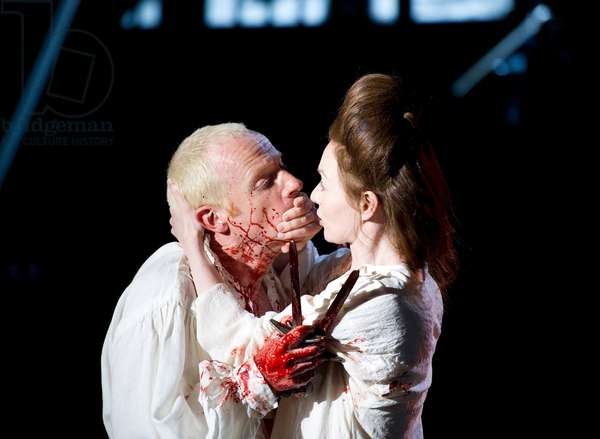 Shakespeare 's Macbeth - performed by the RSC (photo)