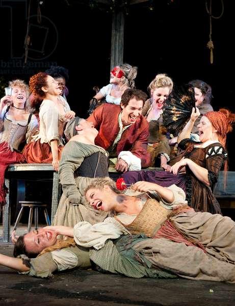 The Beggar's Opera, by John Gay (photo)