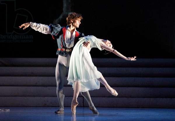 Prokofiev's Romeo and Juliet, by Sir F. Ashton (photo)