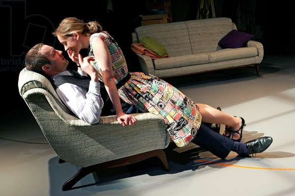 Peter McDonald and Anne-Marie Duff in Days of Wine and Roses, Donmar Warehouse, 2005 (photo)