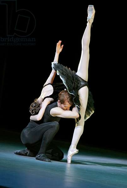 Tombeaux - ballet with music by William Walton (photo)