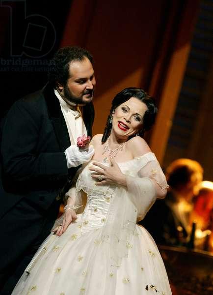 La Traviata - opera by Verdi  (photo)