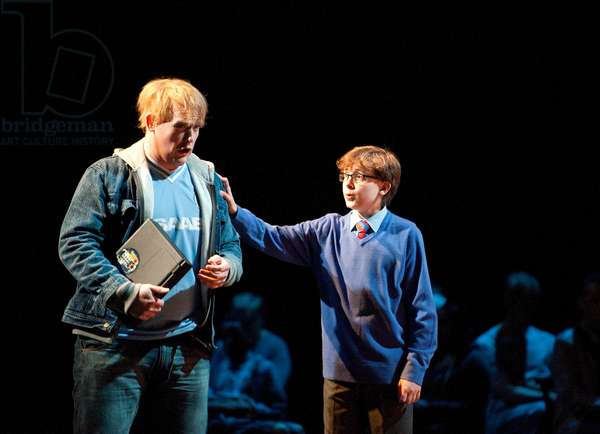 Two Boys, by Nico Muhly, at the London Coliseum (photo)