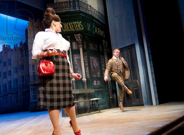 One Man, Two Guvnors – play by Richard Bean. (photo)