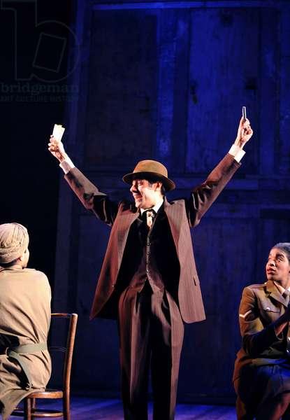 Sacha Dhawan as Mushi in England People Very Nice (photo)