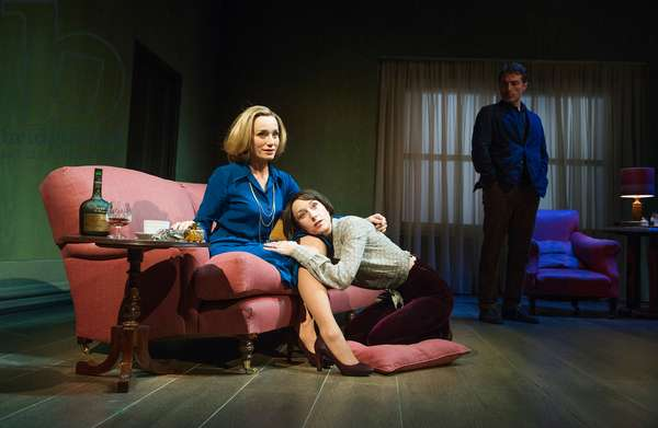 Old Times - play by Harold Pinter (photo)