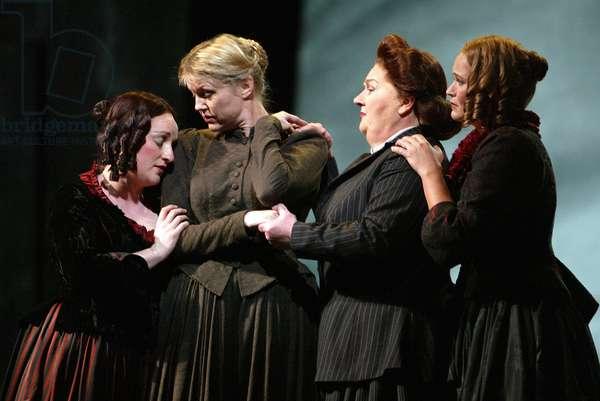 Peter Grimes, opera by Benjamin Britten (photo)