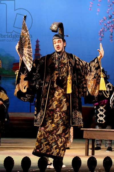 The Mikado - production (photo)