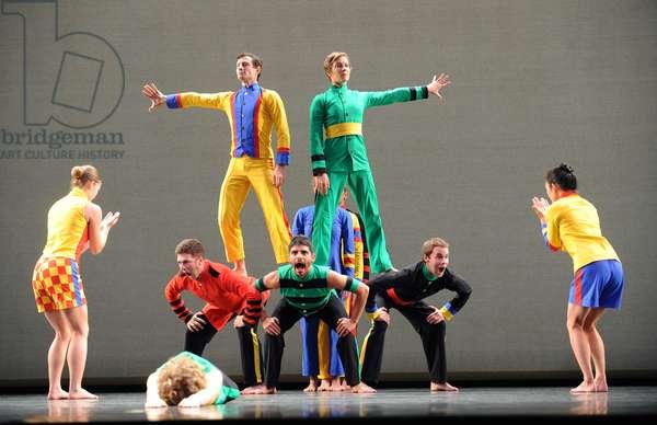Empire Garden, dance production by Mark Morris (photo)