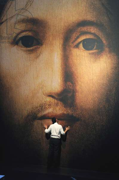 On the Concept of the Face, Regarding the Son of God (photo)