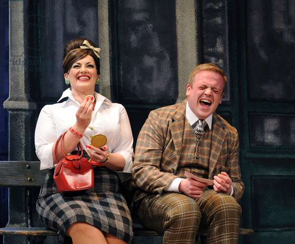 One Man, Two Guvnors – play by Richard Bean (photo)