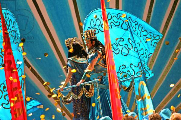 Aida - production by (photo)