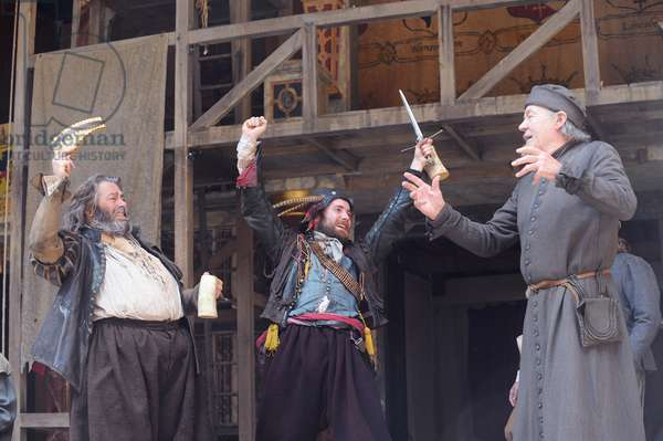 Shakespeare's Henry IV Part 1 and 2 (photo)