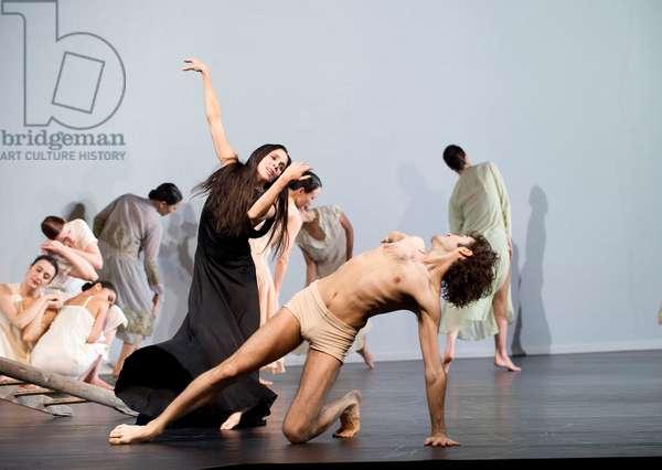 Iphigenie auf Tauris by Tanztheater Wuppertal (photo)