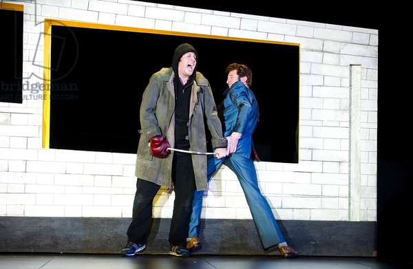 Don Giovanni by the English National Opera (photo)
