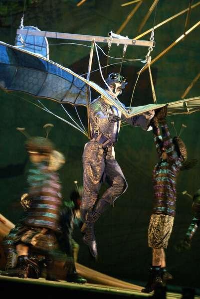 The Cunning Little Vixen - Opera by Leos Janacek (photo)