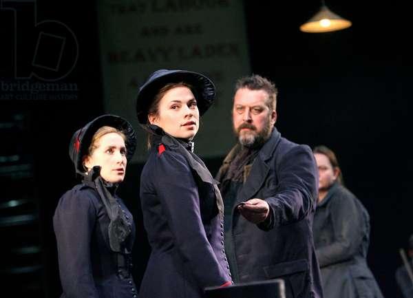 'Major Barbara' - production (photo)