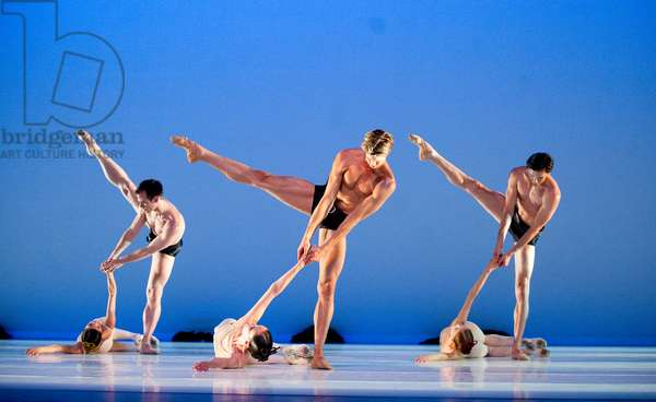 Grosse Fuge - performed by Dutch National Balle (photo)
