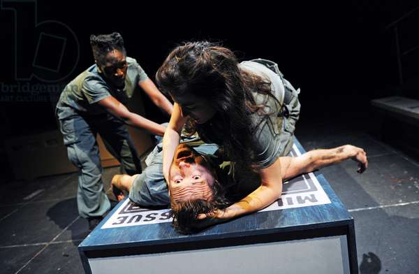There Is a War - play by Tom Basden (photo)
