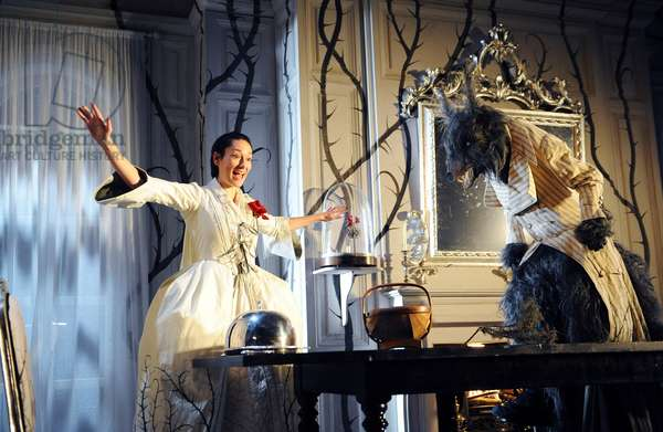 Beauty and the Beast- performed at Cottesloe (photo)