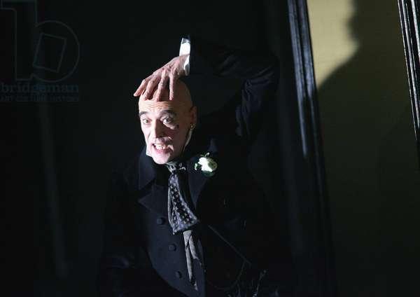 Philip Langridge as Don Basilio in ' Le Nozze Di Figaro ' at Royal Opera House (photo)