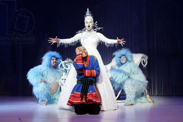 The Snow Queen by (photo)