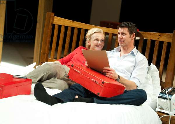 Loyalty, by Sarah Helm. Hampstead Theatre, London (photo)