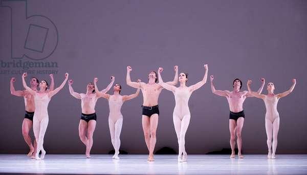 Grosse Fuge - performed by Dutch National Ballet (photo)