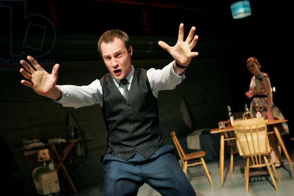 Days of Wine and Roses, Donmar Warehouse, 2005 (photo)