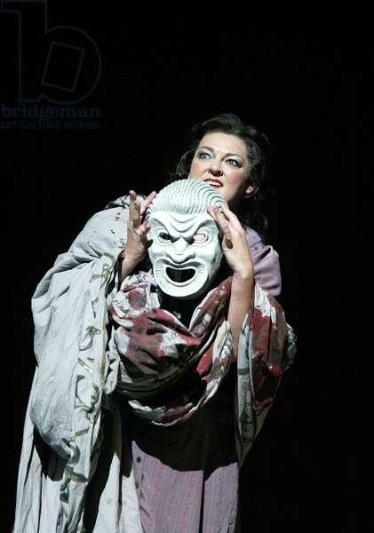 Elektra' - scene from the opera by Richard Strauss  at the Royal Opera House (photo)