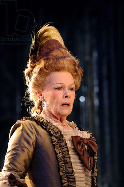 Judi Dench as Madame de Montreuil (photo)