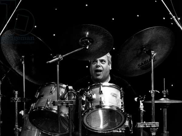 Martin Drew - British drummer
