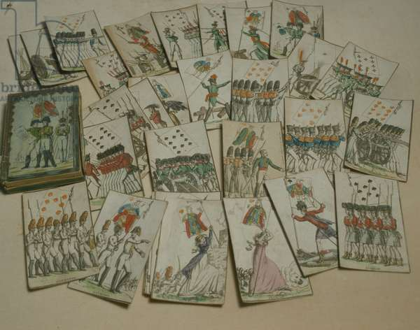 Deck of cards (photo)