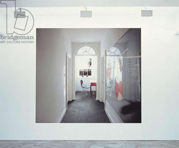 Passage, 1986 (oil on canvas)