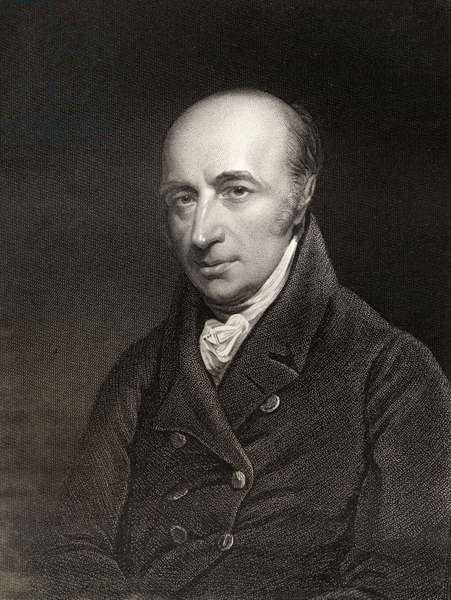 William Hyde Wollaston (1766-1828) from 'The Gallery of Portraits', published in 1833 (engraving)