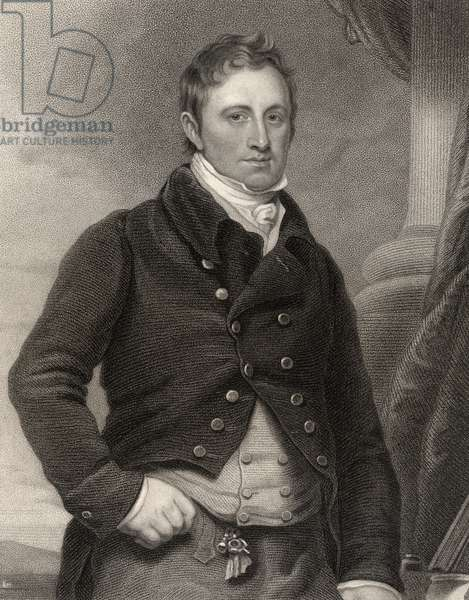 William Charles Keppel, 4th Earl of Albemarle, engraved by S. Freeman, from 'National Portrait Gallery, volume III', published c.1835 (litho)