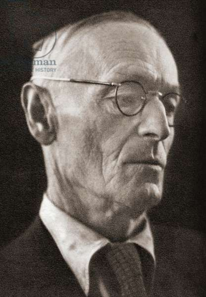 Hermann Karl Hesse, after a contemporary print
