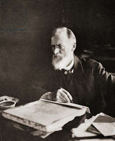 Albert Robida, 1848 – 1926.