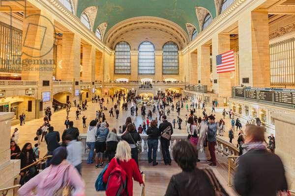 Grand Central Terminal, New York City, USA, 2014 (photo)