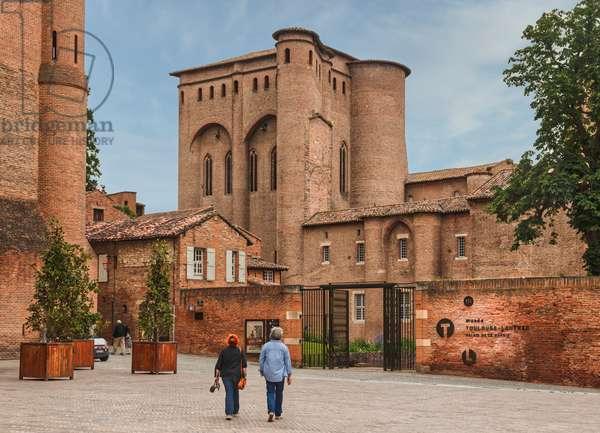 Albi, France, Toulouse-Lautrec Museum (photo)