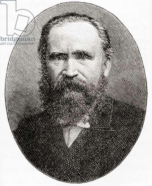 Dr Andrew Martin Fairbairn, 1838 – 1912.