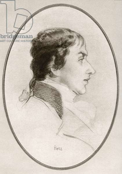 Joseph Mallord William Turner, from Living Biographies of Great Painters